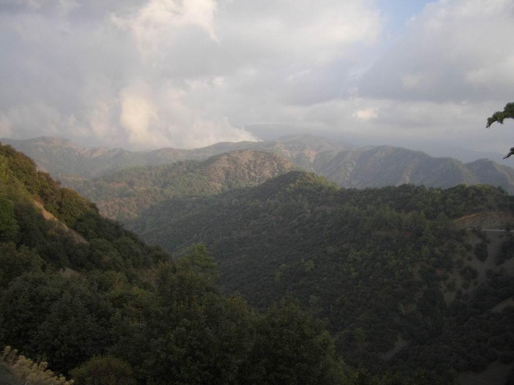 Troodos - Gebirge