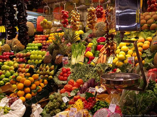 Obst und Gem�se