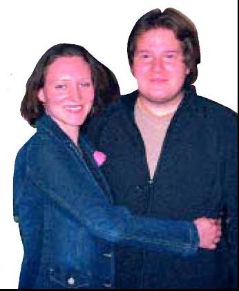 Oliver Kalweit und seine Partnerin Christiane Haumann